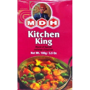 Mdh Kitchen King 500g x 1 Box-Golden Supplies Ltd