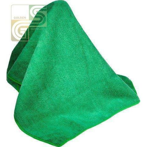 "Micro Cloth - All Purpose Green Cloth 14"" X 14"" 12 Pcs-Golden Supplies Ltd"