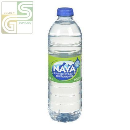 Naya Water 600ml x 24 Bottles-Golden Supplies Ltd