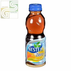Nestea Zero Lemon 500ml x 12 Bottles-Golden Supplies Ltd
