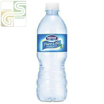 Nestle Pure Life Water 500ml x 24 Bottles-Golden Supplies Ltd