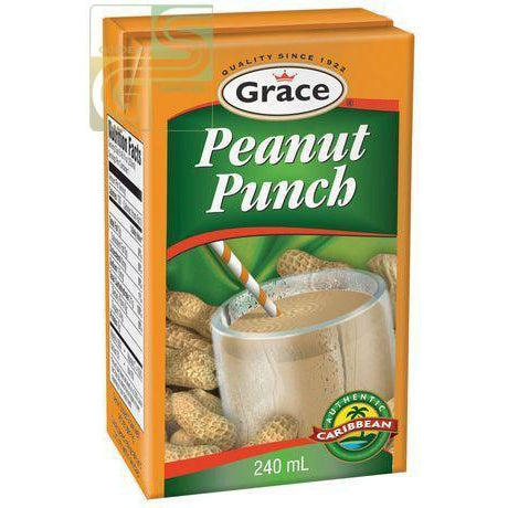 Peanut Punch 250ml x 24 Per Case-Golden Supplies Ltd