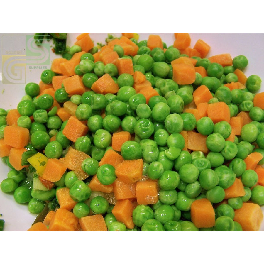 Peas & Carrots 1.75 Kg x 1 Bag-Golden Supplies Ltd