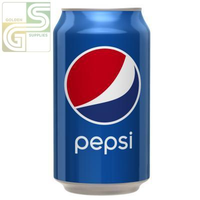 Pepsi 355ml x 24 Cans-Golden Supplies Ltd