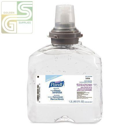 Purell 8807 Advanced Hand Rub Gel Adx 1200ml x 3 Bottles-Golden Supplies Ltd