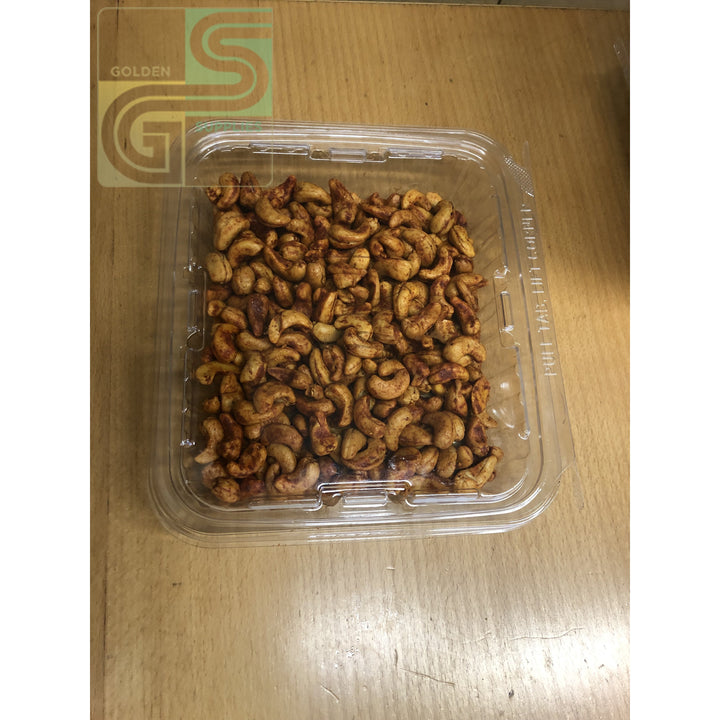 Spicy Roasted Cashew 1 Lbs-Golden Supplies Ltd
