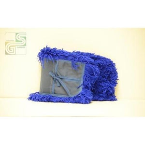 "Static-a Dustmop Blue 5x18"" - 13x46 Cm Refill-Golden Supplies Ltd"