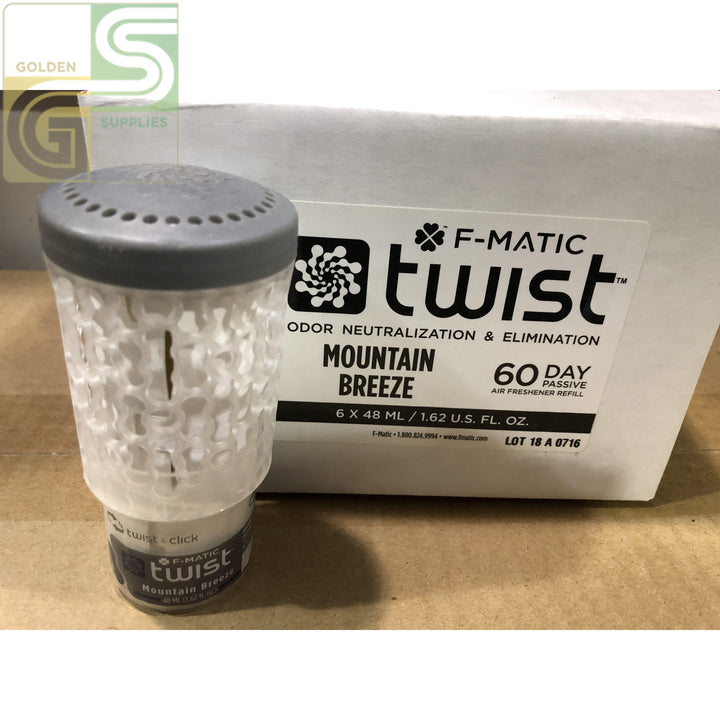 Twist Mountain Breeze Bip 1 Pcs.-Golden Supplies Ltd