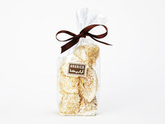 Saffron, Walnut & Coconut Turkish Delight
