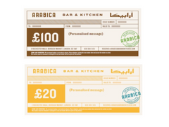 Buy £100 Get £20 Gift voucher free offer