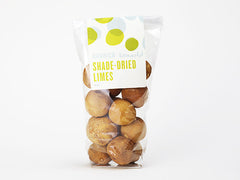 Shade dried Limes