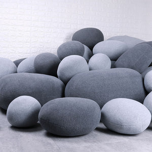 Stone Pillow Pebbles