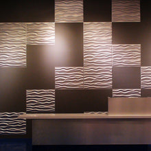 Load image into Gallery viewer, 3D Sand Wave Wall Panels
