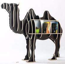 Load image into Gallery viewer, Camel Display Bookshelf
