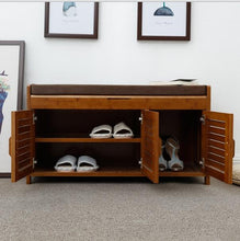 Load image into Gallery viewer, Modern Shoe Cabinet