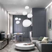 Load image into Gallery viewer, Ovular Globe Pendant Lights