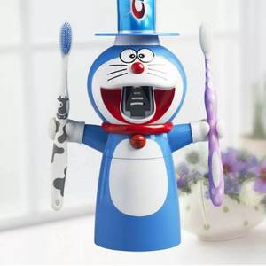 Kids Automatic Toothpaste Dispenser