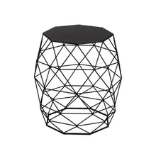 Load image into Gallery viewer, Geometric End Table