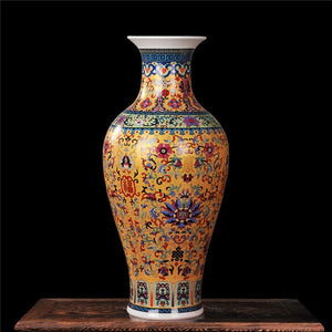 Antique Ancient Palace Vase