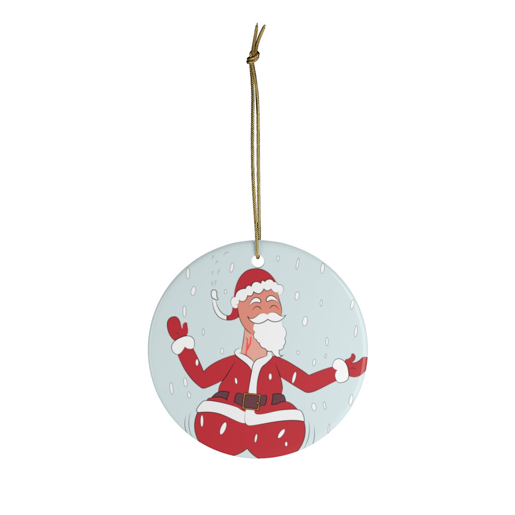 """Dick Kringle"" Tree Ornament"