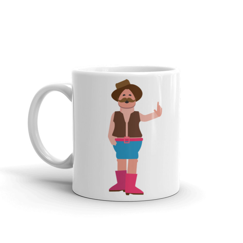 """Clint Northwood"" Coffee Mug"