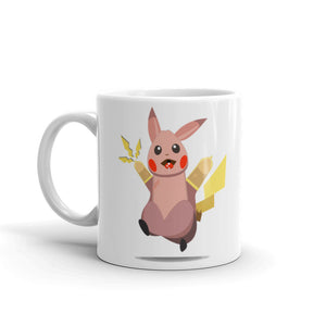 """Sassichu"" Coffee Mug"