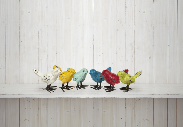 Colorful Bird Bright Colors - Gift Shop Wrought 'n Apples