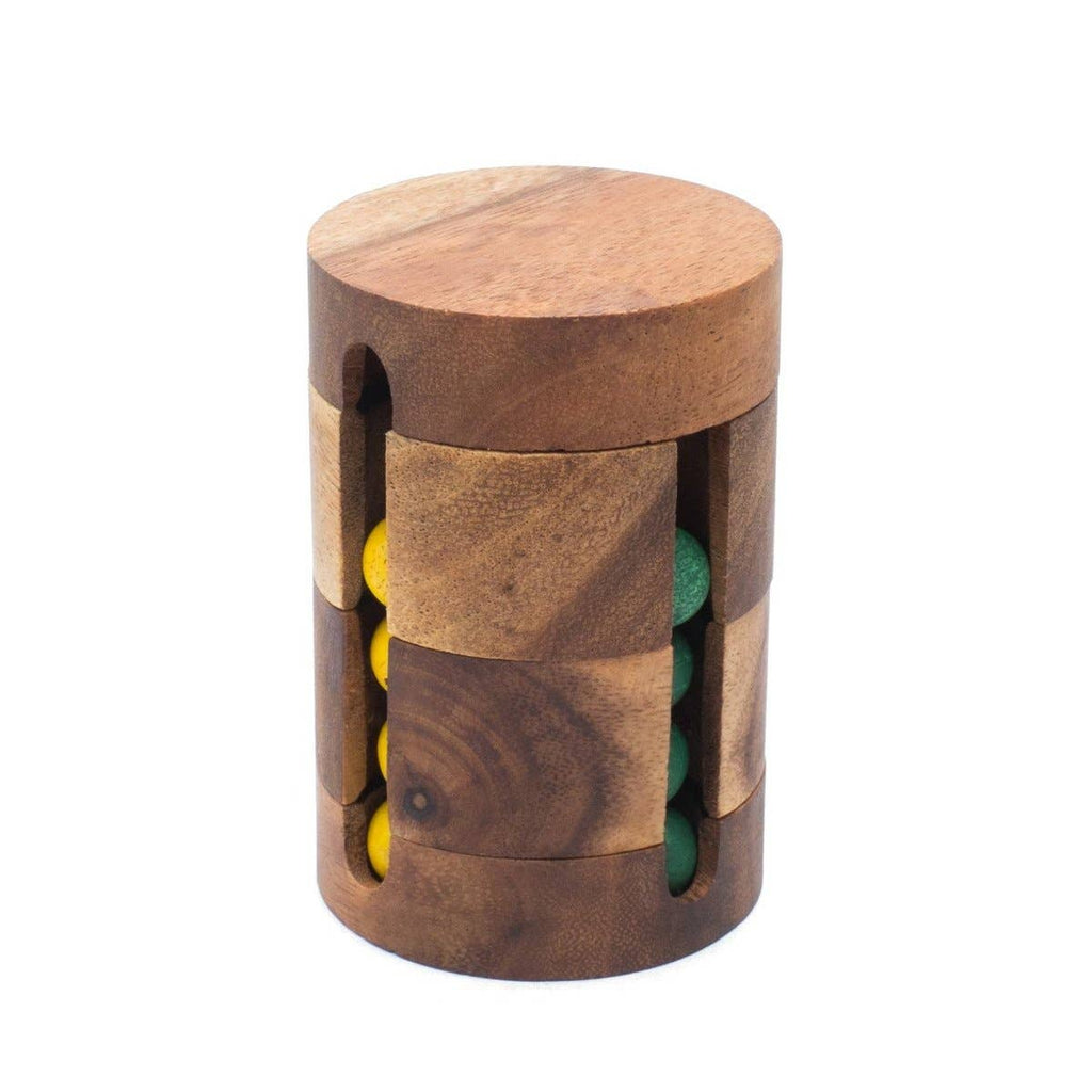 Spinning Drum Puzzle - Gift Shop Wrought 'n Apples