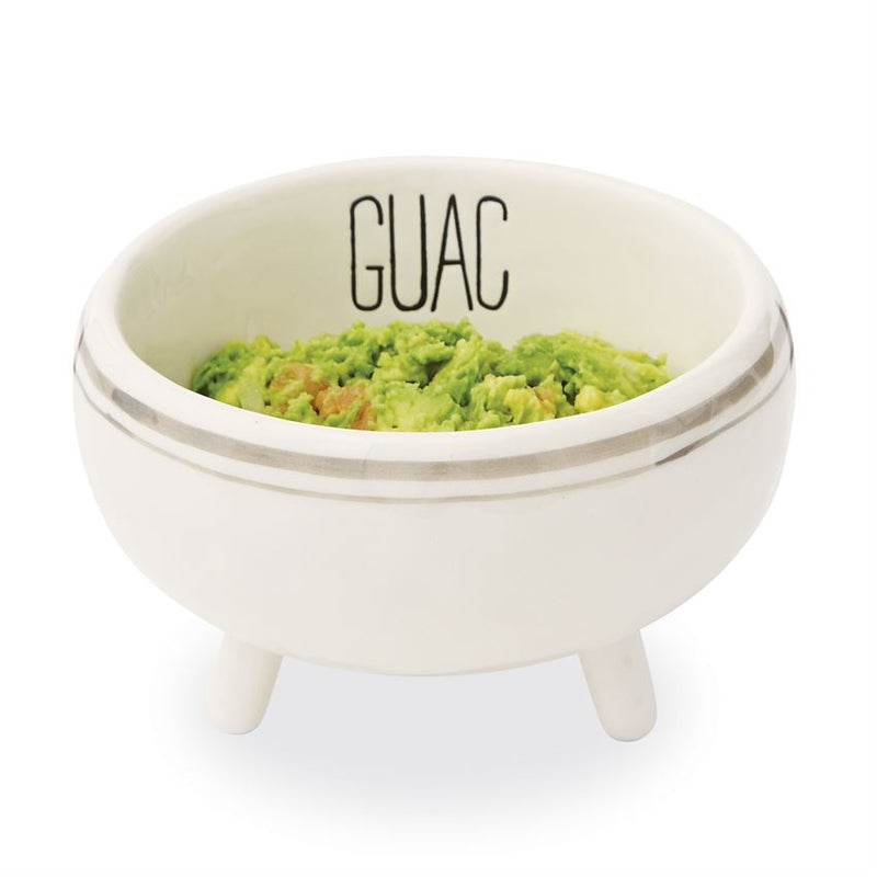Guac bowl - Gift Shop Wrought 'n Apples