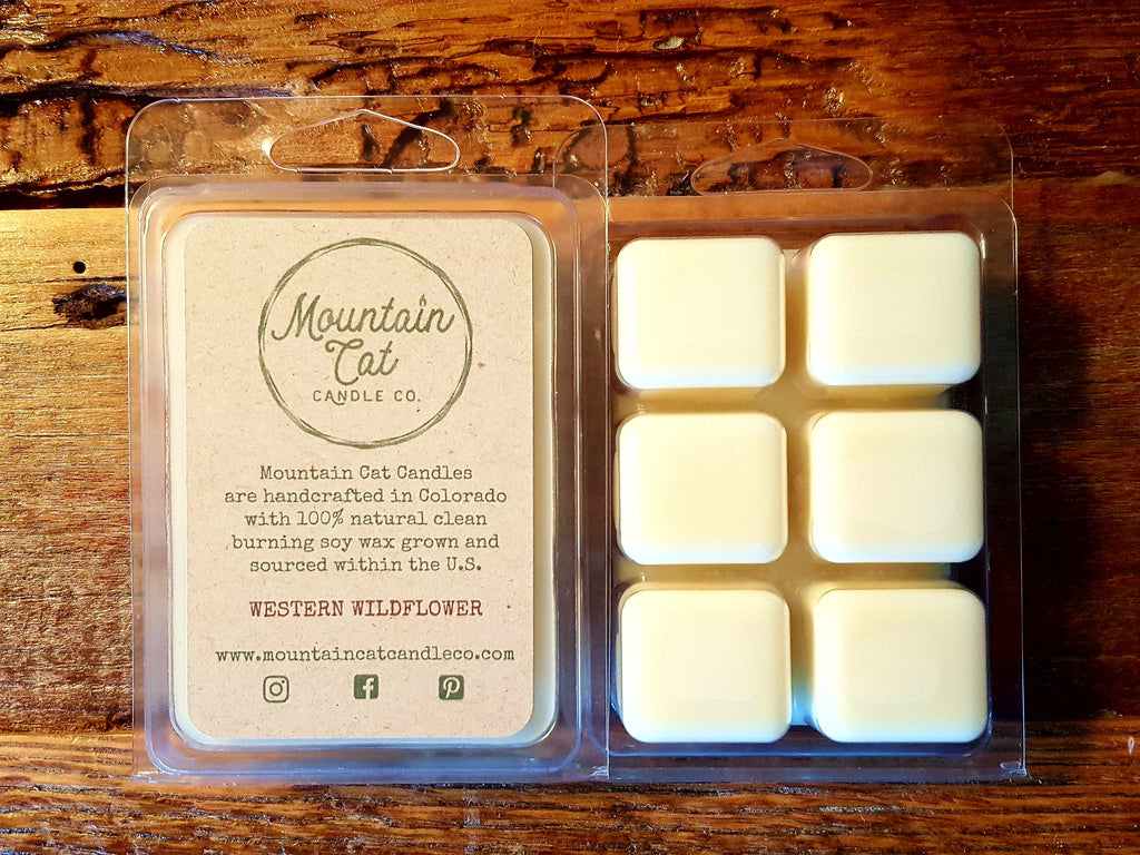 Mountain Cat Wax Melts - Gift Shop Wrought 'n Apples