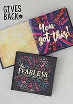 Be Fearless Gift Book - Gift Shop Wrought 'n Apples