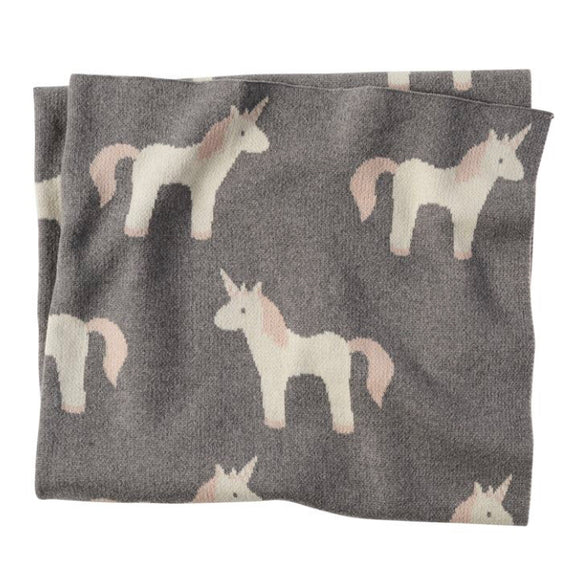 Unicorn Blanket Cotton 40