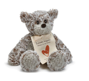 Loveable Mini Bear - Always in my heart - Gift Shop Wrought 'n Apples