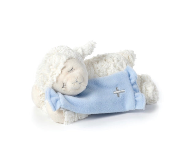 Sleeping Prayer Lamb - Gift Shop Wrought 'n Apples