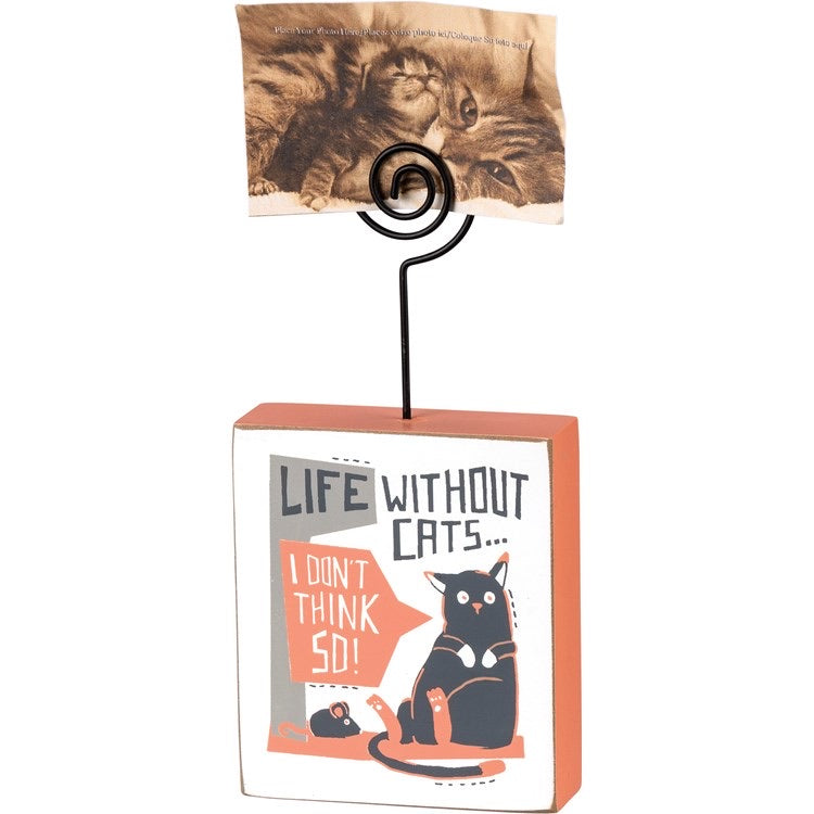 Pet photo frame - Gift Shop Wrought 'n Apples