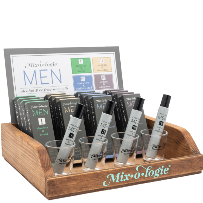 Mixologie for men - Gift Shop Wrought 'n Apples