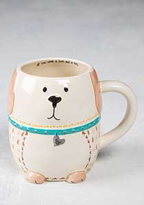 Critter Mug - Gift Shop Wrought 'n Apples