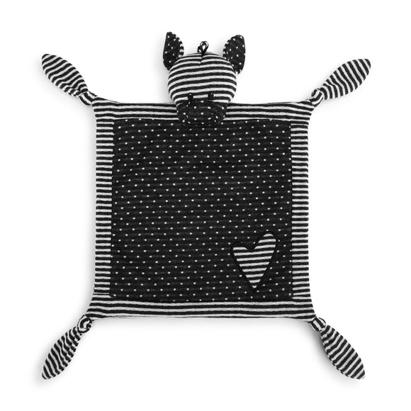 Zuzu the zebra blankie - Gift Shop Wrought 'n Apples