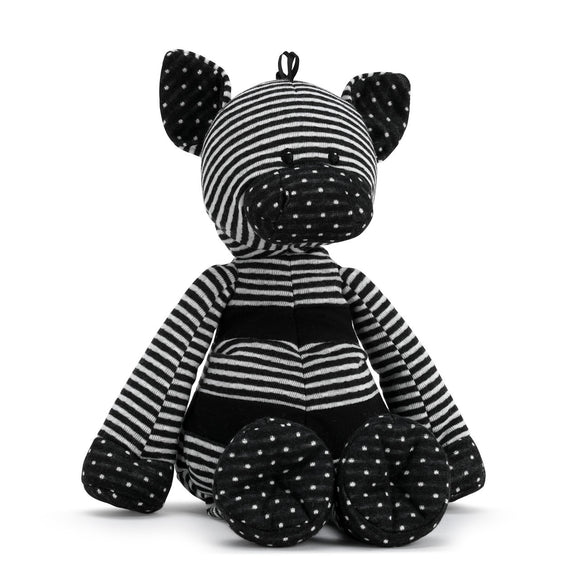 Zuzu Zebra Plush - Gift Shop Wrought 'n Apples