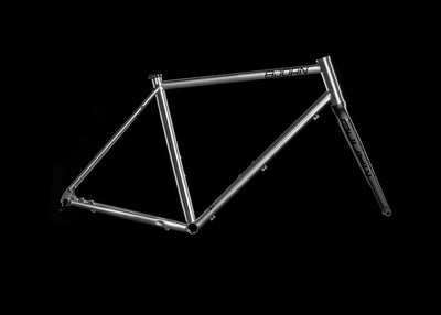 Bjorn Stainless Steel frame and fork kits
