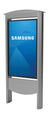 Outdoor Digital Signage Stele für Samsung