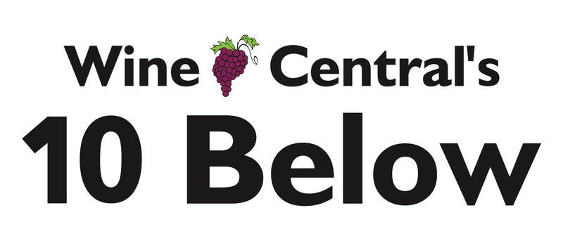 Wine Central's 10 Below