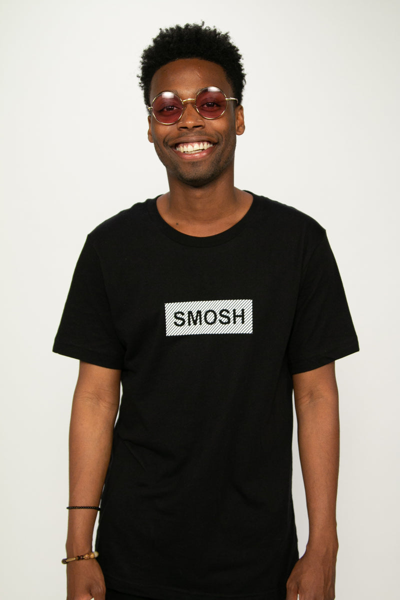 Smosh Box Logo Tee