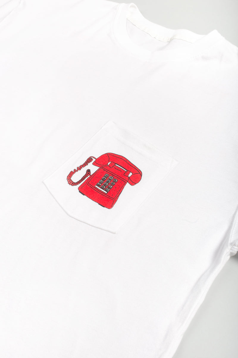 Pizza Place Pocket Tee