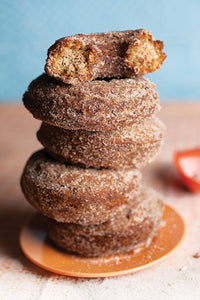 Bakes Apple Cider Donuts