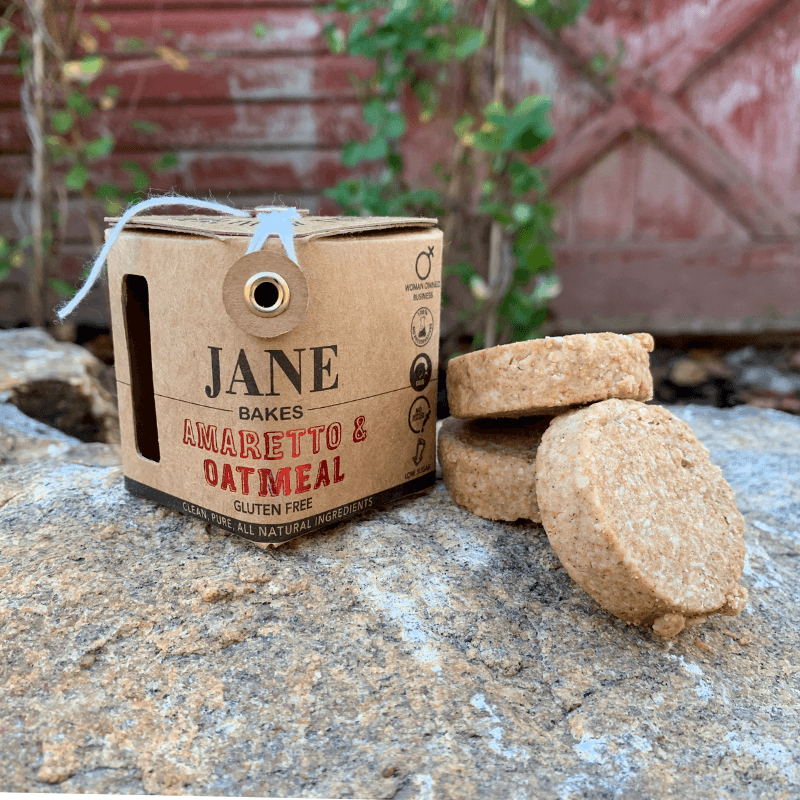 grab and go gluten free amaretto