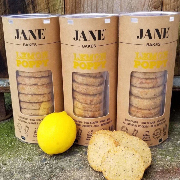 jane bakes cookies