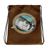Capt. Leo Henriques Fly Fishing Guide Drawstring bag