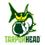 Tarponhead™ Bubble-free Sticker
