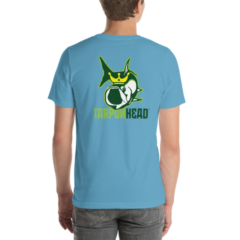 Tarponhead™ Lightweight Cotton Short-Sleeve T-Shirt